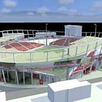 Cum va arata noul stadion al Aradului
