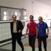 Buleu Adrian a fost dus la Tribunalul Arad cu mandat de arestare preventiva