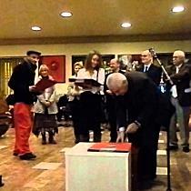 Premierea câștigătorilor Bienalei 2013